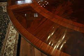perimeter table round dining table with perimeter leaves perimeter tables round kitchen table with leaf