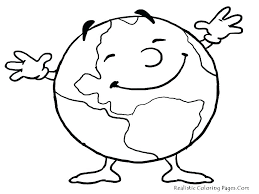 earth coloring book layers of the page color printable colori day