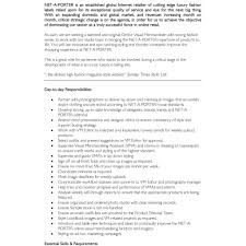 Visual Merchandiser Resume visual merchandising resume examples Tolgjcmanagementco 54