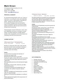 Free Teaching Resume Template Educational Resume Template Teaching