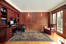 office wood paneling. Download Cherry Wood Paneled Library Stock Image - Of Light, Office: 9173409 Office Paneling A