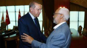 Erdogan reçoit Ghannouchi pour lui tracer la feuille de route à suivre -  Algérie Patriotique