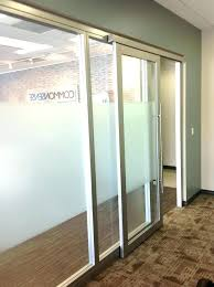 glass office door sliding door inside wall glass office doors walls with sliding door internal designs sliding door wall unit glass office doors for