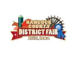 Hancock County District Fair - Britt, IA - Home   Facebook