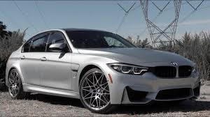 2018 BMW M3: Review - YouTube