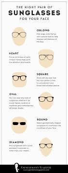 Rifht Sunglasses For Your Face Shape