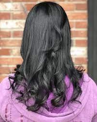 23 flattering dark hair colors for