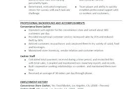 Resume Objective For Cashier Resume Objectives For Cashier