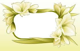 frame. Vector Of Spring Fresh Flower Frame Set -