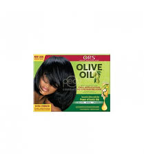 ors olive oil no lye hair relaxer extra