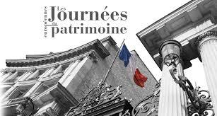 Resultado de imagen de les journée du patrimoine 2015