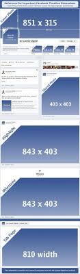 facebook tips timeline infographicinfographics