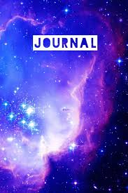 Galaxy Design Journal Blue Galaxy Design Frasier Cheng Binns