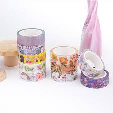 Best Masking Tape For Decorating 100mm100m Cute Flowers Adhesive Tapes Mulyi Pattern Cartoon Masking 45