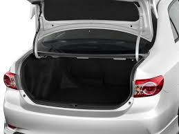 Image: 2011 Toyota Corolla 4-door Sedan Auto S (Natl) Trunk, size ...