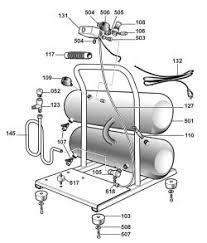 bostitch cap2040st ol air compressor parts cap2040st ol portable oil bath direct drive air compressor parts schematic