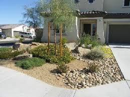 Desert cities are paying people to replace their front yard lawns with desert  landscaping to save water. Las Vegas did it, and it saved the city 10% of  its ...