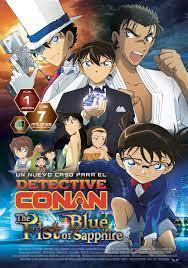 El Rincón de Yu-Chan: Detective Conan: Película 23. El puño de zafiro azul  -Subtitulado- Online