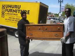 UHURU FURNITURE & COLLECTIBLES Donate Furniture