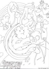 Small Picture kids adventure time sdedb Coloring pages Printable