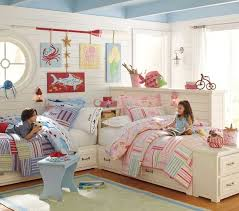 beds for kids rooms.  Beds Impressive 30 Kids Room Design Ideas With Functional Two Children Bedroom  Decor Inside Beds For Ordinary Rooms G