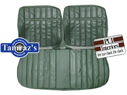 details about 71 72 impala front bench seat covers upholstery pui new