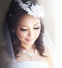 makeup artist singapore bride flowers