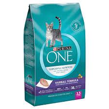 purina one smartblend hairball formula cat food 3 5 lb