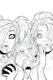 Harley Quinn Coloring Pages Awesome Disegni Da Colorare Lego Dc