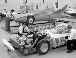 「the General Motors Powerama auto show in Chicago,」の画像検索結果