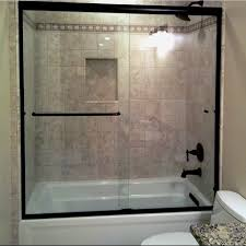 glass tub and shower doors. enchanting tub shower doors with and enclosures for sacramento homes glass