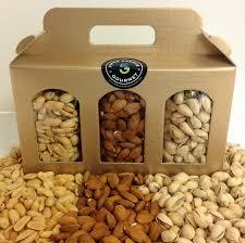 gourmet nut gift box