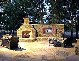 outdoor fireplace with tv outdoor fireplace with outdoor fireplace with elegant outdoor fireplaces and lounges creative outdoor fireplace with tv