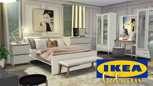 Ikea Bedroom Cc The Sims 4 Speed Room Build