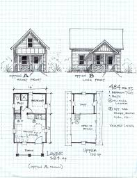 Tiny House Plans  Home Design IdeasMicro Cottage Plans