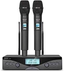 <b>G</b>-<b>MARK G320AM</b> Microphone Wireless Automatic dynamic ...