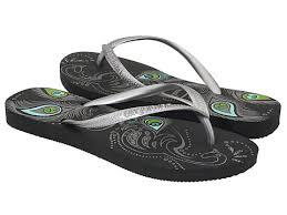 Havaianas Slim Peacock Famous Footwear Shoe