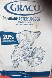 graco roadmaster jogger travel system