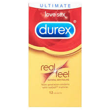 <b>Durex Real Feel</b> Condoms x12 | Sainsbury's