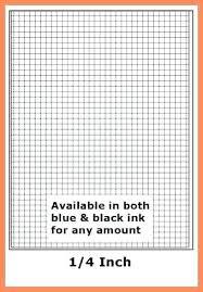 Large Graph Paper Template Graph Paper 1 4 Graph Paper The Coordinate Plane Graph Paper Poster