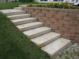 Small Picture The 25 best Retaining wall blocks ideas on Pinterest Building a