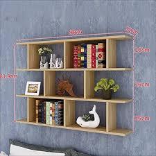 nan liang wall mounted shelf modern