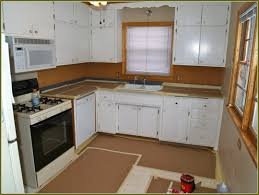 Diy Refinish Kitchen Cabinets Refinish Kitchen Cabinets Diy Home Design Ideas