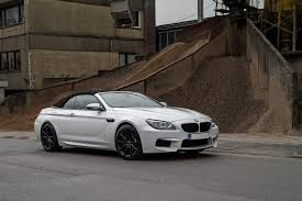 This BMW M6 Convertible makes 766 hp
