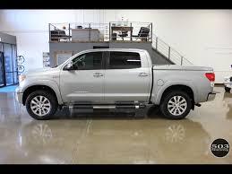 2011 Toyota Tundra Platinum- Supercharged