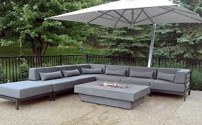 patio sofa tuxedo corner outdoor furniture sets with sunbrella cushions cleaning sunbrella outdoor furniture cushions