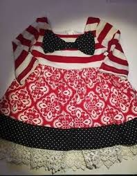 Nwt Counting Daisies By Rare Editions Girl Cotton Holiday