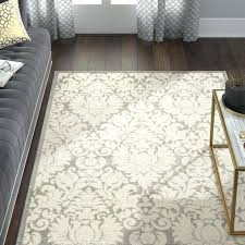 fl dark grey beige area rug black interiors