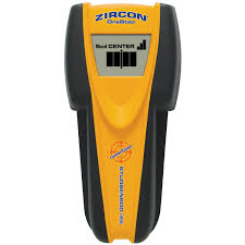 zircon 68315 studsensor i65 center finding stud finder with metal detection and wirewarning