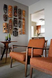 modern african furniture. kristen and mikeu0027s mid century update on a budget house tour apartment therapy modern african furniture